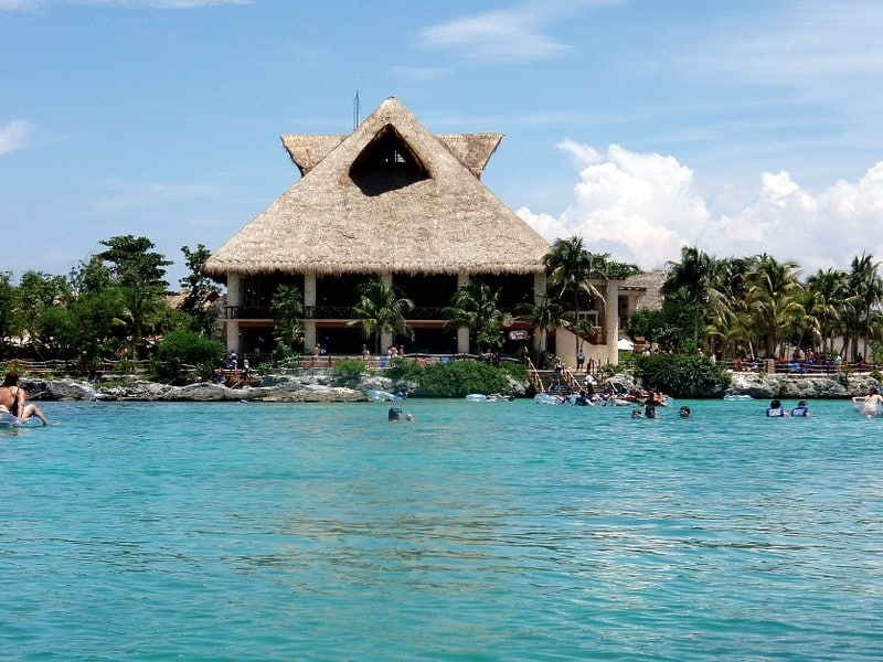 Krystal Cancun Timeshare Visits Cancun's Xel-Ha